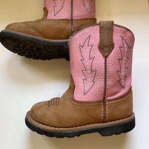 John Deere 1185 Western Boots (Toddler) Size 7.5